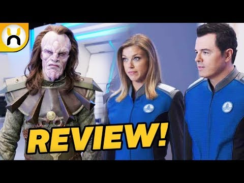 """The Orville Episode 9 """"Cupid's Dagger"""" REVIEW"""