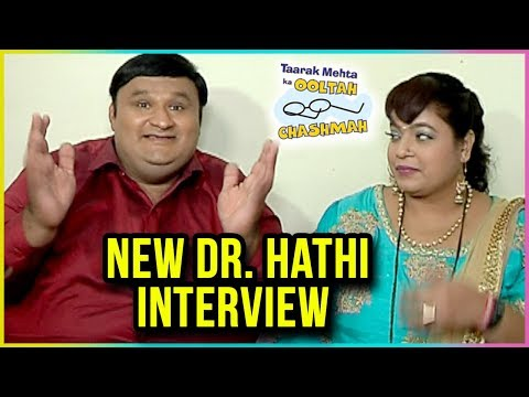 NEW Dr Hathi aka Nirmal Soni Interview | Taarak Me