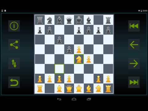 Video of Correspondence Chess