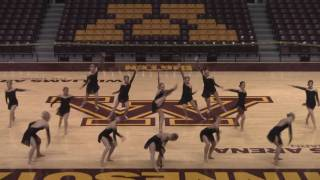 University Of Minnesota Jazz Dance 2011