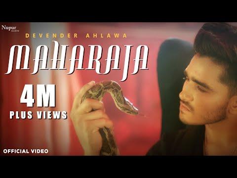 Devender Ahlawat : Maharaja | Kaka | New Haryanvi Songs Haryanavi 2019