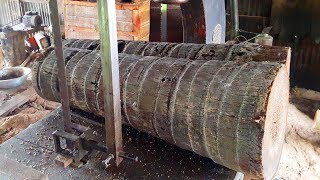 Video Primitive Technology: Wood Cutting Biggest Sawmill In Bangladesh MP3, 3GP, MP4, WEBM, AVI, FLV September 2018