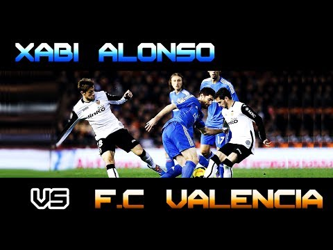 Xabi Alonso vs Valencia Away ( 22 - 12 - 2013 / 22/12/2013 -  22.12.2013 ) [ HD ] (видео)