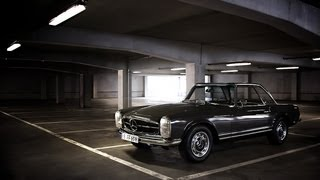 Mercedes-Benz TV: An automotive dream - the Mercedes-Benz SL 280 Pagoda