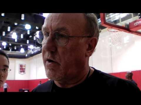 Rick Adelman on Ish Smith making the Houston Rockets roster