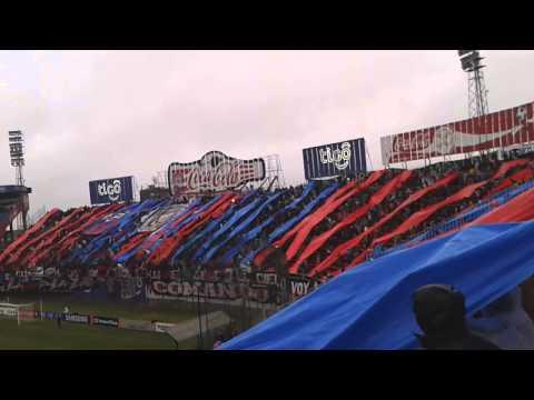 Video - Recibimiento Cerro Porteño clásico - La Plaza y Comando - Cerro Porteño - Paraguay