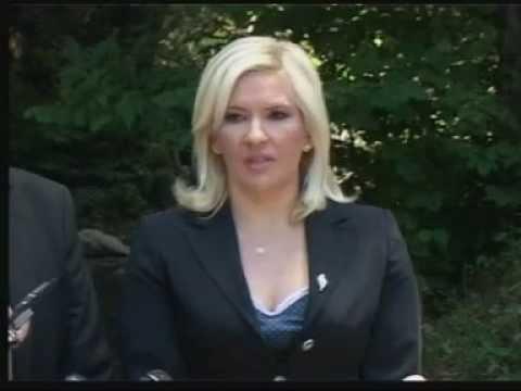 Министарка Михајловић у посети Ивањици и Ариљу