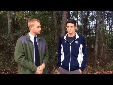 MXC: Jr. Nick Del Guercio Interview On NCAA Championships