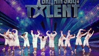 Twist & Pulse Dance Company - Britain's Got Talent 2012 audition - UK version