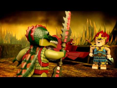 LEGO® Chima™ - S01 E03 - The Warrior Within