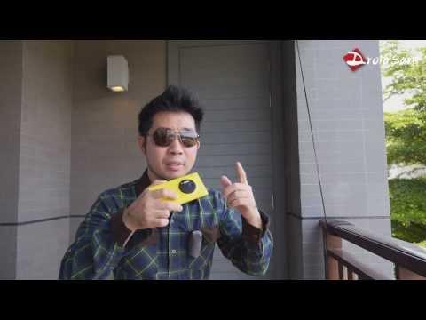 Preview : พรีวิว Nokia Lumia 1020 กับ Nokia Smart Camera และ Nokia Pro Camera