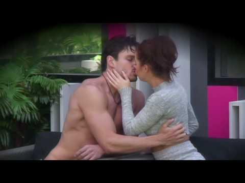 Laura and Bernardo have a steamy goodbye | Day 28 (видео)