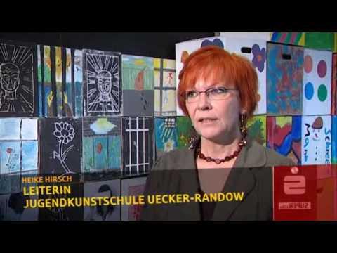 Jugendkunstschule Uecker Randow wird Verein des Jahres 2009