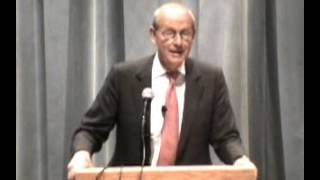 Supreme Court Justice Stephen Breyer Speaks On Supreme Court And Democracy