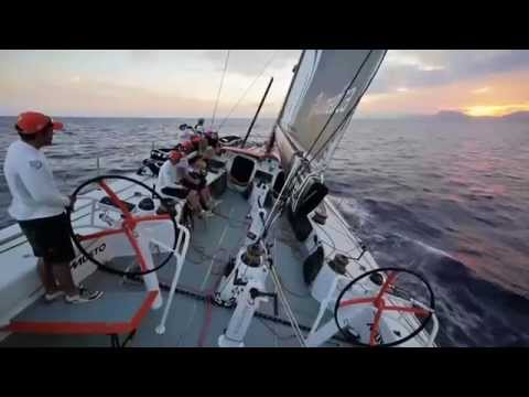 Late but not last | Volvo Ocean Race 2014-15