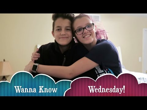 Storytime With Chase and MK (Part 2) | Wanna Know Wednesday (видео)