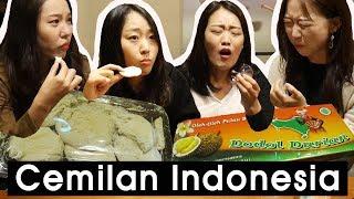 Video Orang korea coba Dodol durian & Brem #1 MP3, 3GP, MP4, WEBM, AVI, FLV Desember 2017