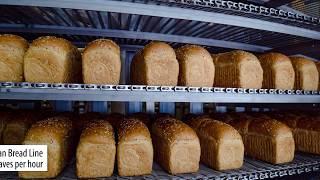 Video Automated bakery production line MP3, 3GP, MP4, WEBM, AVI, FLV April 2019