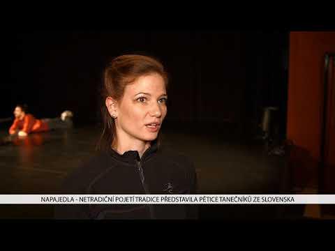 TVS: Napajedla - Taneční vystoupení souboru Potmehúd