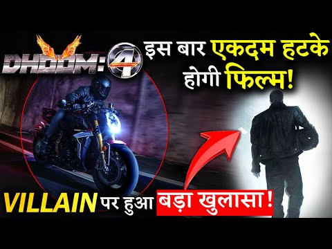 New Update On Action Packed Franchise DHOOM 4 Will Blow Your Mind!