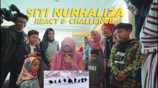 Video Dato' Sri Siti Nurhaliza Ziggy Zagga  Reaction & Challenge dg Gen Halilintar Heboh! MP3, 3GP, MP4, WEBM, AVI, FLV Juli 2019