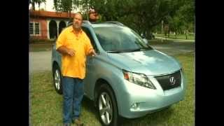 2011 Lexus RX 350 Review Video By Voxel Group - Garage TV