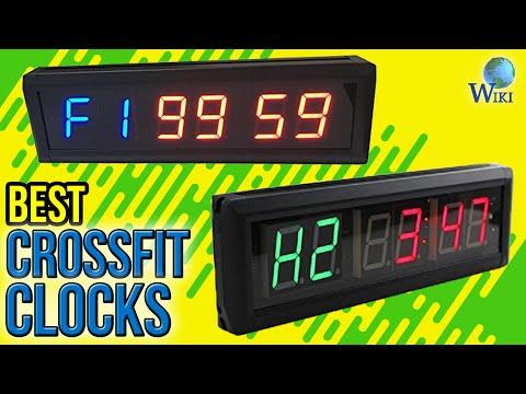 6 Best Crossfit Clocks 2017