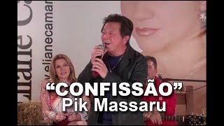 """Pik Massaru canta """"Confissão"""" de (Paulo Nascimento / Allê Monari) no Programa Eliane Camargo exibido dia 30 de outubro de 2016 no Canal do Boi."""