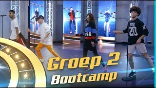 Promises - Calvin Harris ft. Sam Smith (Cover By: Groep 2!) // The Bootcamp