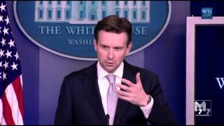 The White House Press Briefing by Press Secretary Josh Earnest 8-8-2014
