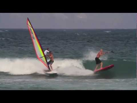 A day of windSUP on Maui