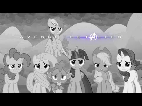My Little Pony FIM The Final Season (Season 9) Trailer #2 (Endgame Style)