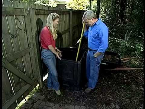 How to Use a Compost Bin in Your Garden