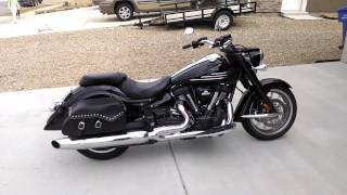 5. 2009 Yamaha Roadliner Midnight S