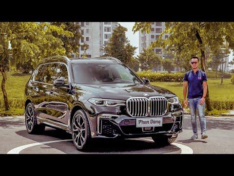 Đánh giá và khám phá chiếc SUV hạng sang BMW X7 2019 tại Việt Nam có gì mới? @ vcloz.com