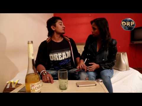 Dehati Top Romance - Romantic Mood In A Girl at Mid Night || HOT HINDI SHORT MOVIE
