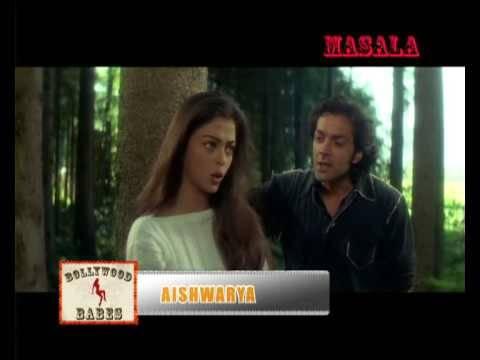 Aishwarya Rai Bachchan & Bobby Deol have a moment -  Aur Pyar Ho Gaya