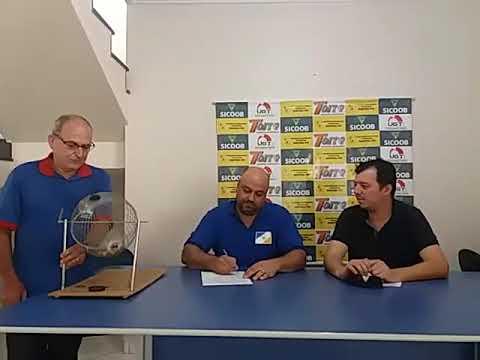 Escala e Sorteio Arbitragem primeiro jogo semifinal Segunda divisão 2017