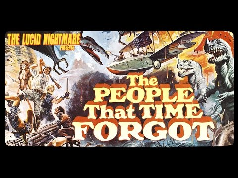 The Lucid NIghtmare - The People That Time Forgot Review