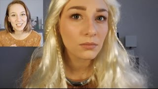 Super simple makeup/wig look that I did to be The Mother of Dragons for Halloween! :) Carefree by Kevin MacLeod is licensed under a Creative Commons ...