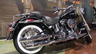 7. 2017~2018 Harley Davidson Softail Deluxe Motorcycles For Sale