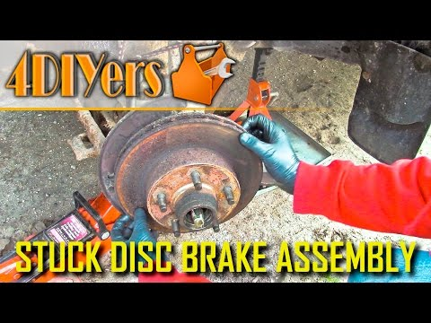4 Issues that Cause Disc Brakes to Stick
