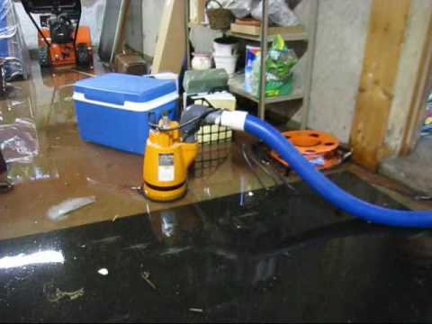 Flooded Basement Cleanup  | Water Removal, Sudbury Wayland Weston Concord MA NH