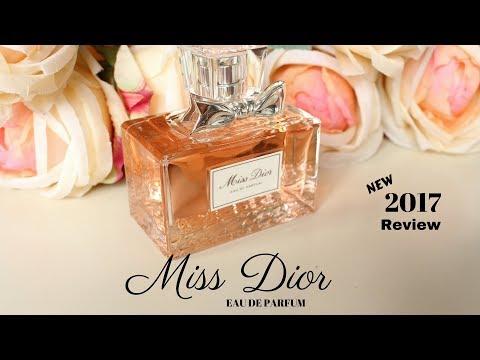 New Miss Dior Eau de Parfum 2017   Review   Angela van Rose