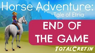 """★ GAME CLOSING DOWN: TALES OF ETRIA IS NO MORE ★Horse Adventure: Tale of Etria - 6th June 2017.""""It is with a heavy heart that we have to announce that Horse Adventure is coming to an end. The game will be shut down on August 7th and there will be no more update until then. Within a few weeks the application will disappear from the stores and the gems purchases will be removed from the shop. To all our fans: thanks for being here and supporting us, we hope you enjoyed this game as much as we loved working on it. The Horse Adventure Team★★★★★★★★★★★★★★★★★★Horse Adventure: Tale of Etria created by Owlient the makers of Howrse along with Ubisoft. More details on the game are below.★★★★★★★★★★★★★★★★★★Etrian is a divine horse that appeared as a reward for Horse Adventure players. Etrian is part of the Horses of Etria seriesGet it for free from Howrse after discovering the plains region in Horse Adventure (quest 21 - """"Discover The Plain Region"""").Etrian has very high skills and high performance equipment. Their equipment cannot be replaced.This horse cannot be sold.★★★★★★★★★★★★★★★★★★Wikaïla is a divine horse that appeared as a reward for Horse Adventure players. Wikaïla is part of the Horses of Etria seriesGet it for free from Howrse after discovering the canyon region in Horse Adventure (quest 52 - """"Free the Canyon's Horse"""").They may also give you a Philosopher's Stone. When Wikaïla wakes up each day, they have a chance of finding a piece of Philosopher's Stone. When they have found all 16 pieces, the horse will give you the Philosopher's Stone.This horse cannot be sold.★★★★★★★★★★★★★★★★★★Hello, Several weeks ago we announced the launch of our latest mobile game Horse Adventure: Tale of Etria. You can now win two new divine horses, Etrian and Wikaila, if you play the game and complete certain quests. Both horses can be obtained for free! Once you have successfully finished the necessary quest, you'll get a code in Horse Adventure that you will have to enter on the """"Pass Page"""""""