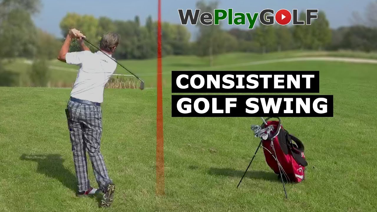 This is how you can get a consistent golf swing