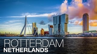Rotterdam Netherlands  City pictures : Gateway To Europe | Rotterdam, Netherlands