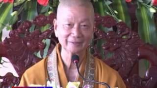 DƯỠNG SINH - HT THÍCH TRÍ QUẢNG thuyết giảng ngày 09.04.2011 (MS 10/2011)