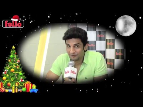 Manish Raisigha Wishes Cristmas & New Year On follo