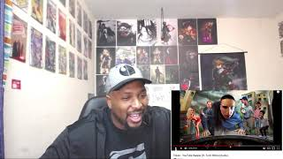 Token - YouTube Rapper (ft. Tech N9ne) Reaction